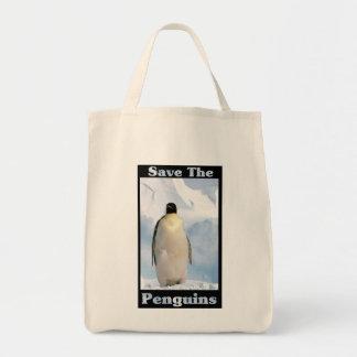Save the Penguins Bag