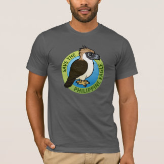 Save the Philippine Eagle T-Shirt