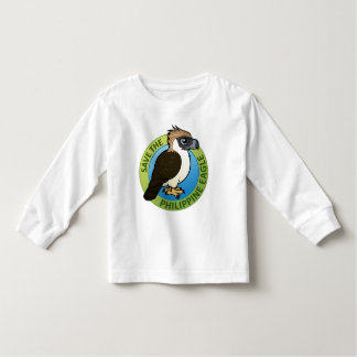 Save the Philippine Eagle Toddler T-shirt