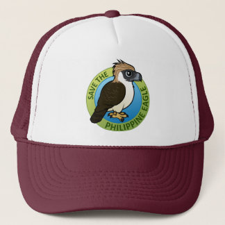 Save the Philippine Eagle Trucker Hat