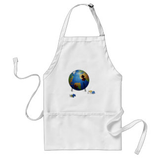 Save The Planet Adult Apron