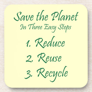Save The Planet Coasters