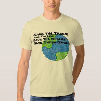Save the planet dresses