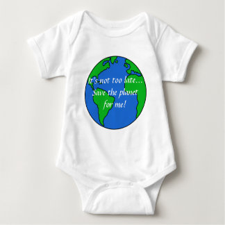Save the planet infant creeper