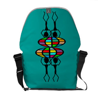 Save the planet messenger bags