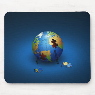 Save The Planet Mouse Mats