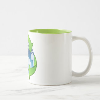 Save The Planet Coffee Mugs