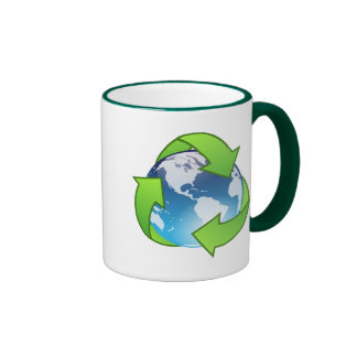 Save The Planet Mugs