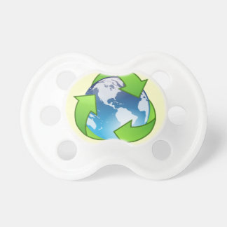 Save The Planet Pacifiers