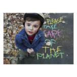 Save the Planet Posters