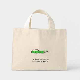 SAVE THE PLANET! Reusable shopping bag