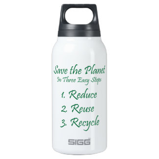 Save the Planet SIGG Thermo 0.3L Insulated Bottle