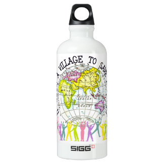 Save The Planet Sports Water Bottle