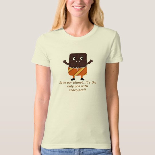 Save the planet.. T-Shirt - Customized