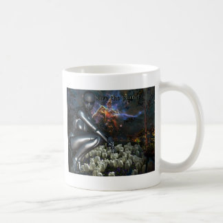 Save The Planet Taza