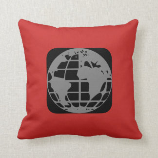 """""""Save The Planet, This Is Our Home"""" Cushion"""