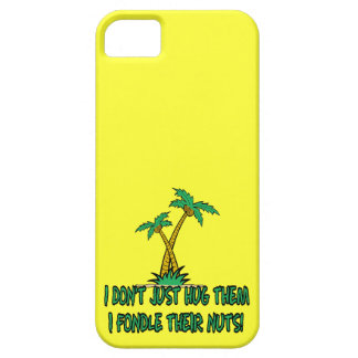 Save the planet treehugger iPhone SE/5/5s case