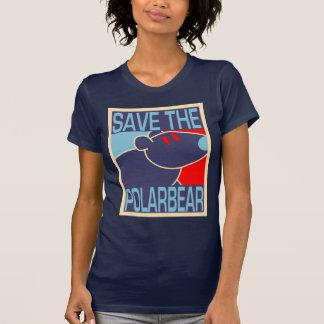 Save the Polar Bear Shirt