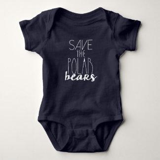 Save The Polar Bears | Climate Change | BodySuit