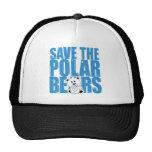 Save the Polar Bears Trucker Hat