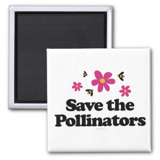 Save the Pollinators Magnet