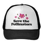 Save the Pollinators Mesh Hats
