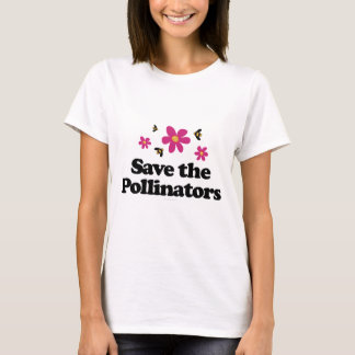 Save the Pollinators T-Shirt