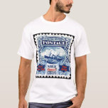 Save the Postal Service- Don't Give Up the Ship T-Shirt