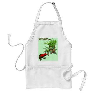 Save the Rainforest Aprons
