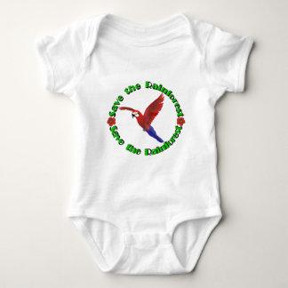 Save the Rainforest Baby Bodysuit
