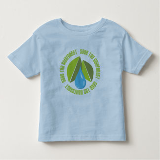 Save the Rainforest Earth Day Tees and Gifts