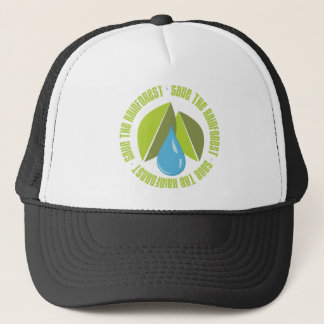 Save the Rainforest Earth Day Tees and Gifts Trucker Hat