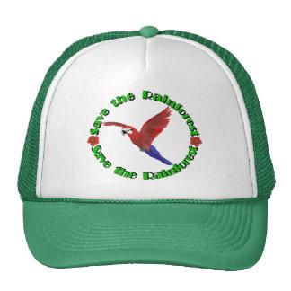 Save the Rainforest Trucker Hats
