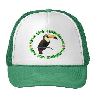 Save the Rainforest Hats