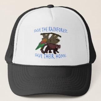 Save the Rainforest! Trucker Hat