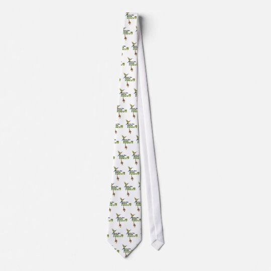 Save the Rainforests Neck Tie