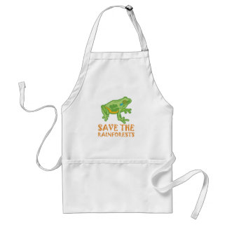 save-the-rainforests Tree Frog Adult Apron