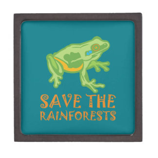 save-the-rainforests Tree Frog Gift Box