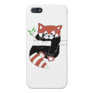 Save the Red Panda aka FireFox Case For iPhone SE/5/5s