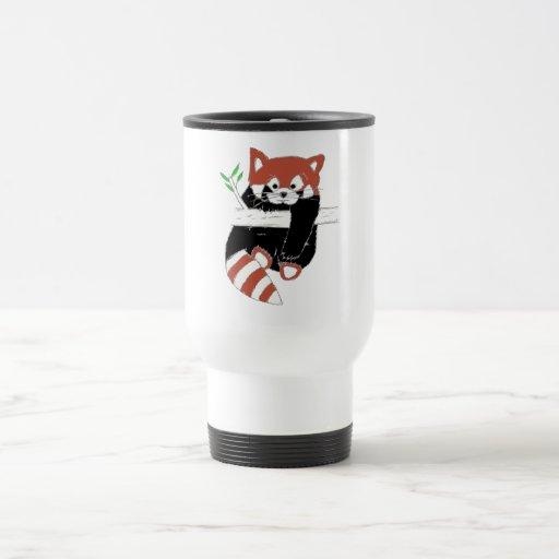 Save the Red Panda aka FireFox Coffee Mug