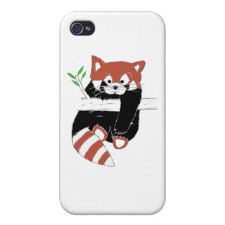Save the Red Panda aka FireFox Cover For iPhone 4