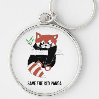 Save the Red Panda aka FireFox Keychains