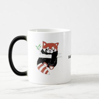 Save the Red Panda aka FireFox Magic Mug