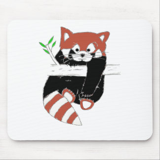 Save the Red Panda aka FireFox Mouse Pad