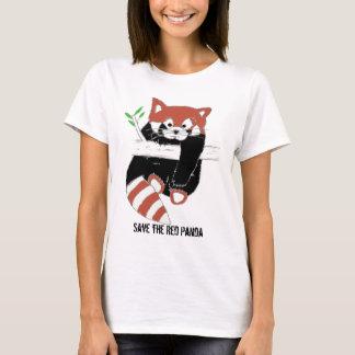 Save the Red Panda aka FireFox T-Shirt