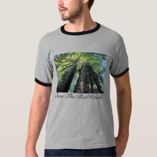 Save the Redwoods T-Shirt