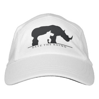 Save The Rhino Headsweats Hat