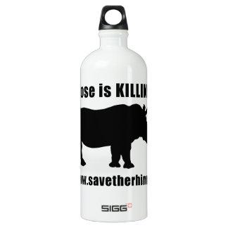 Save the Rhino SIGG Traveler 1.0L Water Bottle
