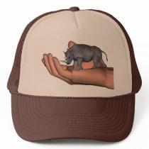 Save The Rhinos ! Trucker Hat