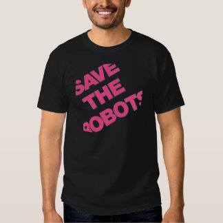 Save The Robots After Hours Club NYC T Shirt